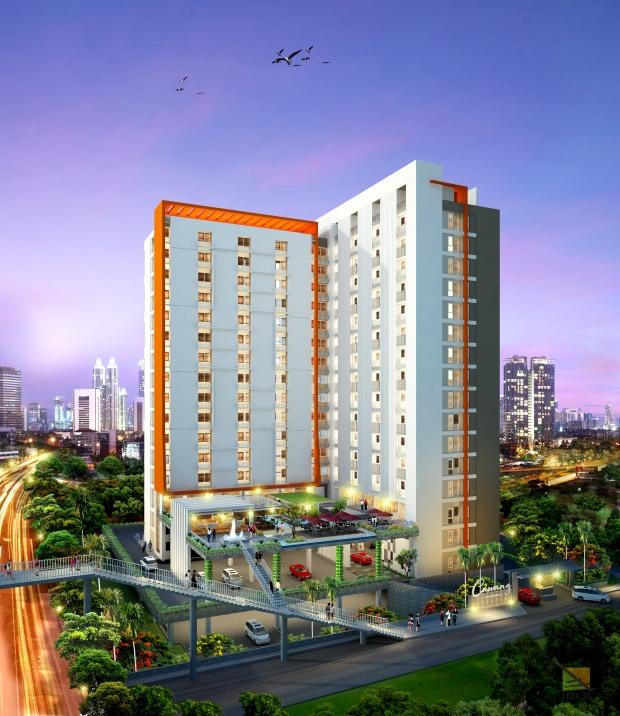 Jasa Render Apartement 0812 9489 4000