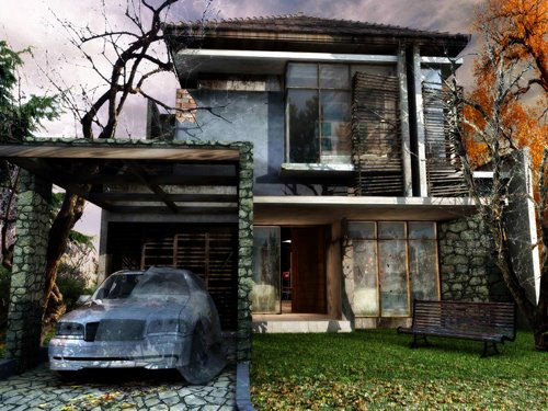 Rumah Kumuh 3d impresions