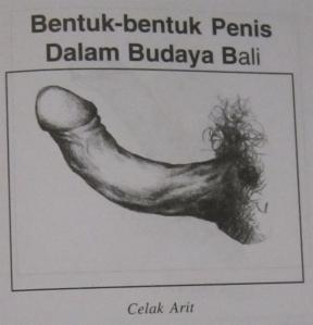 Celak Arit Bali
