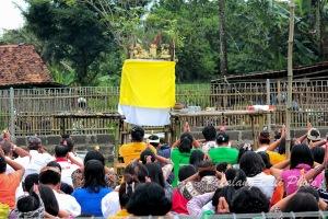 Turus Lumbung Agama Hindu