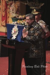 PRESIDEN REPUBLIK INDONESIA H. SUSILO BAMBANG YUDHOYONO