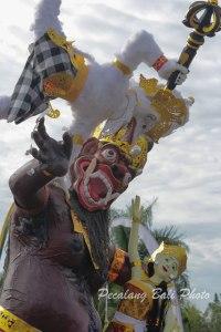 Pawai Ogoh Ogoh Serang Banten