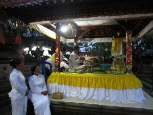 Pura Kertha Jaya Tangerang Pujawali Tumpek Krulut